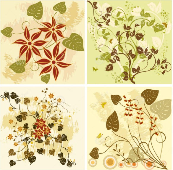 royalty free floral backgrounds download