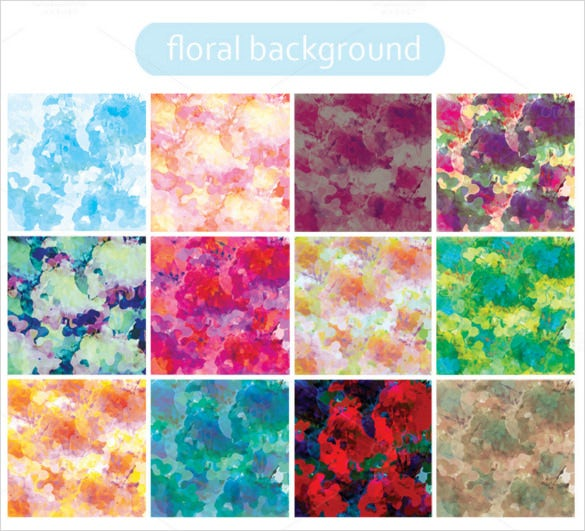 12 floral background jpef format download
