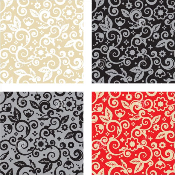 download seamless floral pattern backgrounds