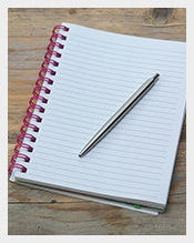 Start-Writing-on-Single-Line-Paper-Template-–-$5