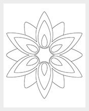 DIY-Paper-Flower-Craft-Template