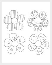 Paper-Flower-Template-Word-Doc-Download