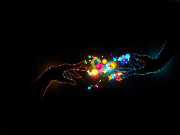 hands in dark free background images download