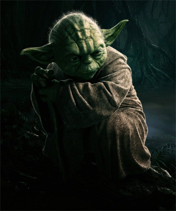 smartphone yoda background for phones download