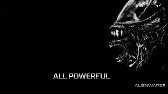 awsome alienware background images free