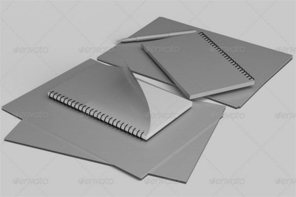 Notebook Paper Templates  Free Sample Example Format