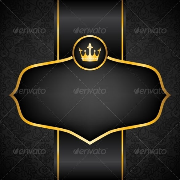 royal black background eps format download