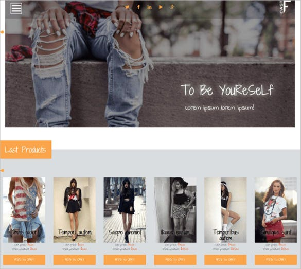 responsive business ecommerce drupal template