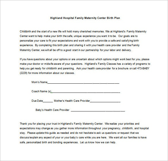 Parenting Plan Template Australia Child Visitation Letter