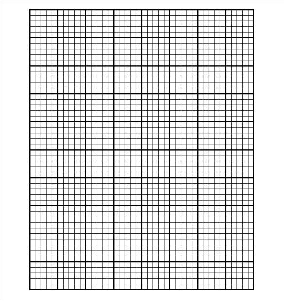 Sample Grid Paper Black Graph Paper Template Sample Free Graph