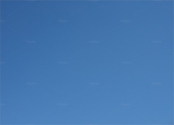plain blue sky background download