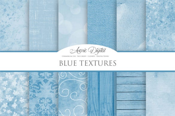 12 blue textures background designs download