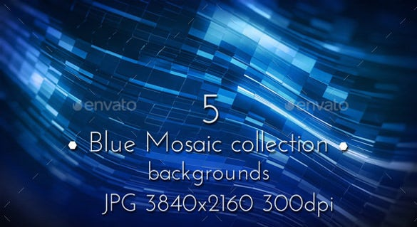 dark blue mosaic glowing backgrounds download