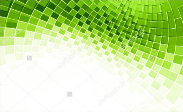square boxes abstract background green download
