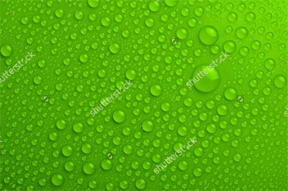 water drops on green background design download