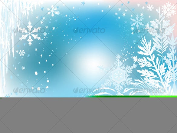 winter background made of snow psd design