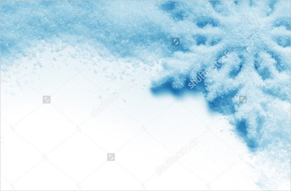 winter background template photo design download