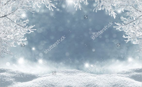 winter christmas background download the design