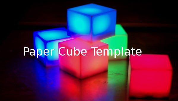papercubetemplate