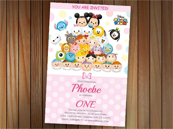 20 Mickey Mouse Birthday Invitation Templates Free Sample – Handmade Mickey Mouse Birthday Invitations