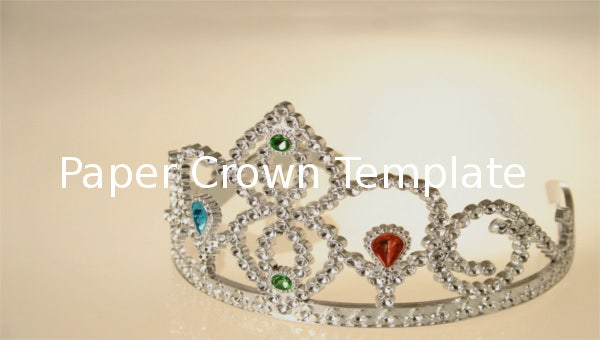 paper crown templates