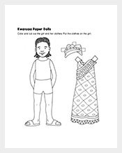 Paper-Doll-Template-Pdf