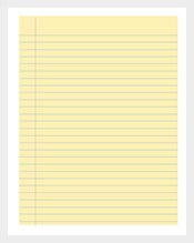 Free-Printable-Notebook-Paper-Template-–-Blank