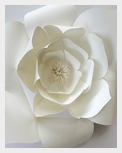 DIY-paper-flower-pattern