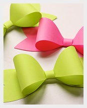 Sample-Paper-Bow-Template