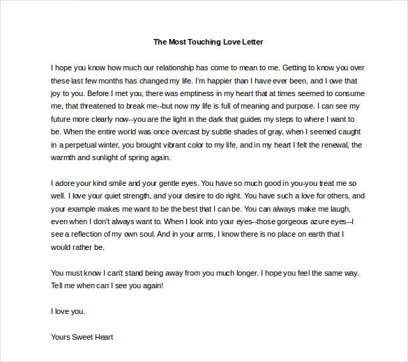 12 love letters for him free sample example format download lovewale this heart touching love letter would be great to show your man that how deeply you love him and how he filled up your empty life with joy spiritdancerdesigns Choice Image