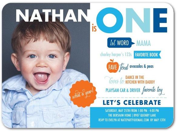 precious birthday party celebration invitation for kids