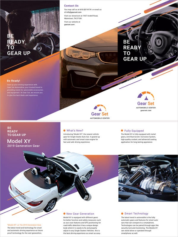 automotive-brochure-psd-template