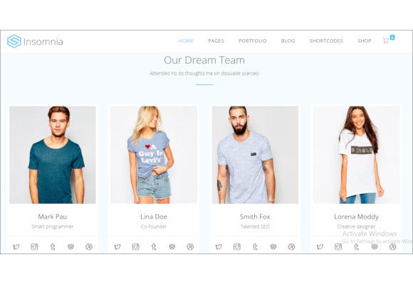 beautiful and modern html 5 css 3 corporate template