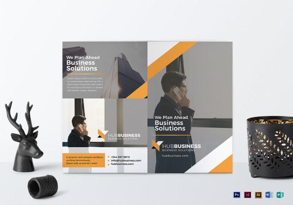 22 Word Bi Fold Brochure Templates Free Download – Free Bi Fold Brochure Template Word