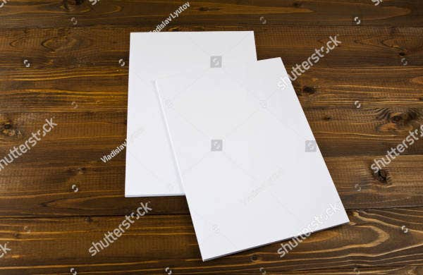 blank-flyer-template-with-wooden-background