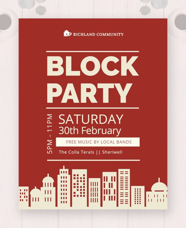 block-party-flyer-template