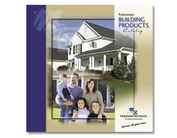 building products binder cover