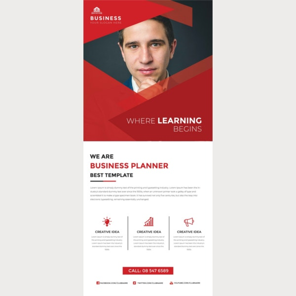 business-rollup-sample-banner-template