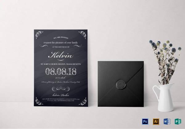 chalkboard-birthday-party-invitation-template