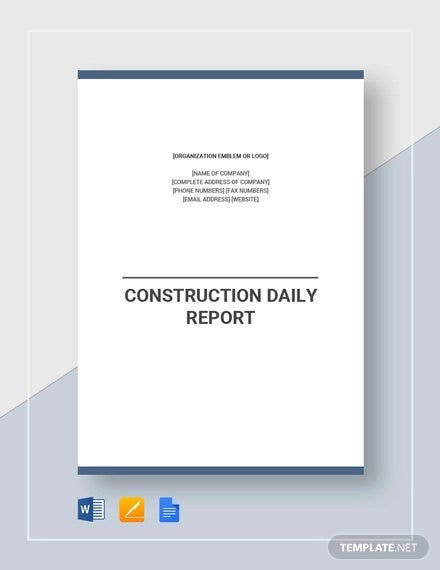 construction-daily-report-template