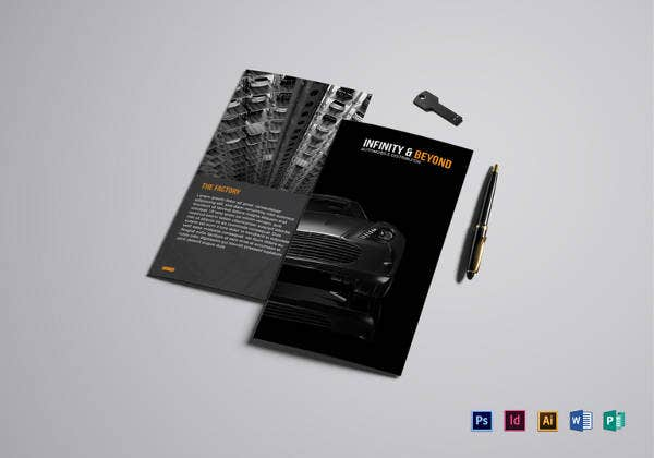 Free Brochure Templates Free PSD AI Vector EPS Format - Editable brochure templates