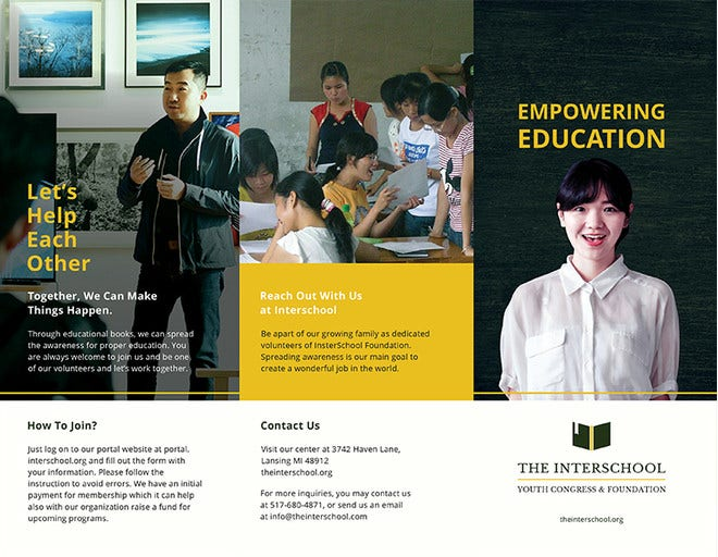 education-trifold-brochure-word-template