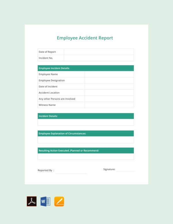 employee-accident-report-template