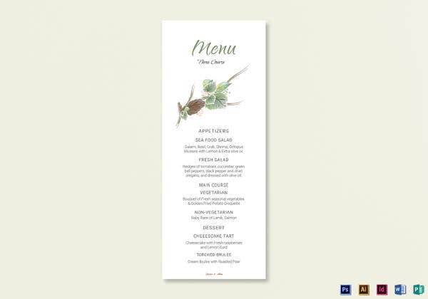 fall-wedding-menu-card-template