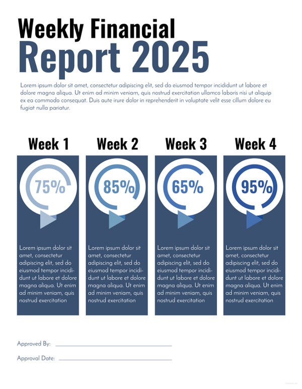 financial-report-template