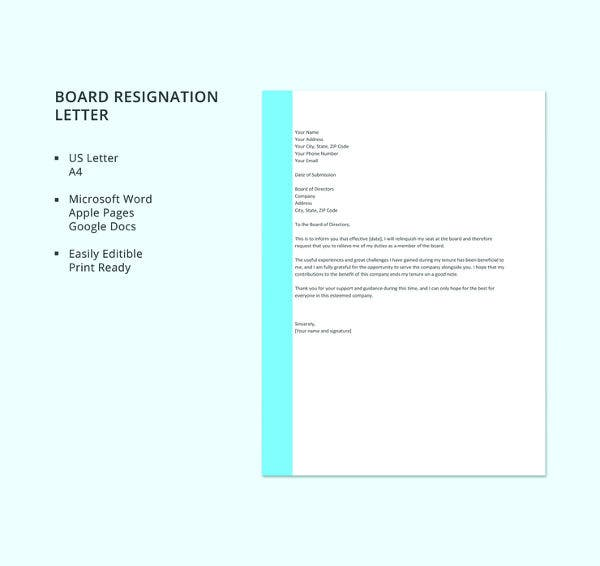 free-board-resignation-letter-template