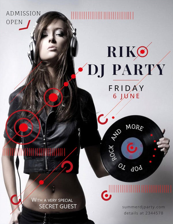 free-dj-party-flyer-template