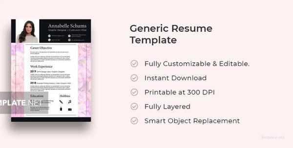 37 printable resume templates pdf doc free premium templates