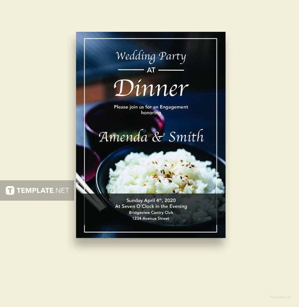 free-wedding-dinner-party-invitation-template