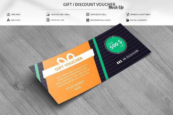 gift discount voucher